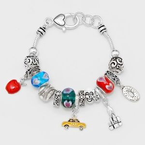 Big Apple Charm Bracelet